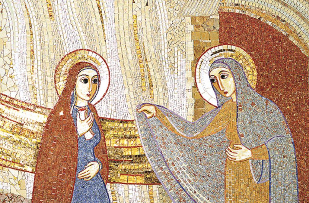 31 maggio – Visitazione B.V. Maria (Anno B)