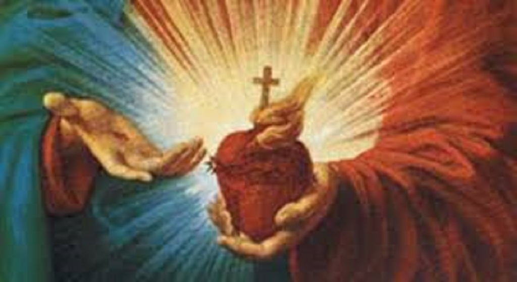 8 JUNE – SOLEMNITY OF THE MOST SACRED HEART OF JESUS (Year B)