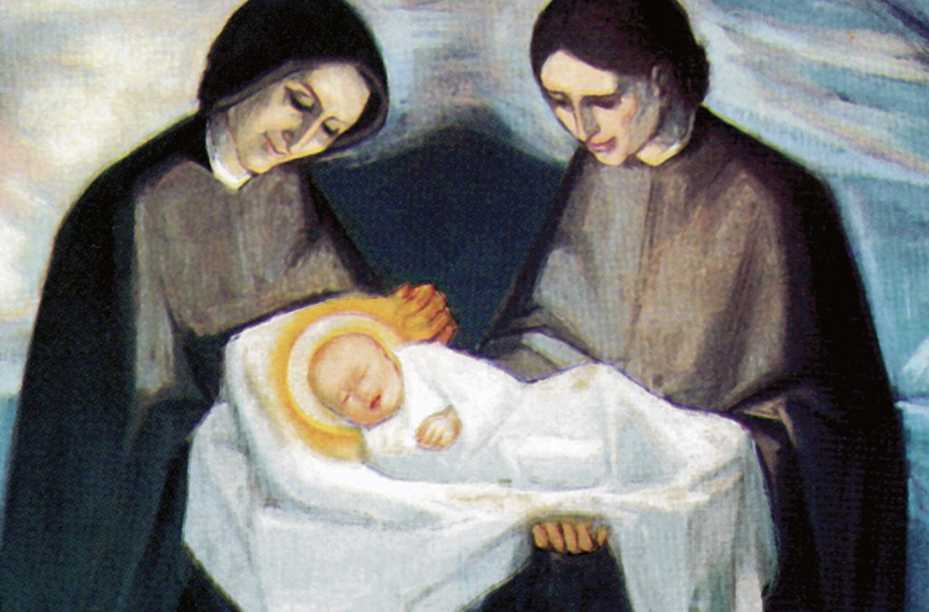 9 SEPTEMBER 2018 :  THE ANNIVERSARY OF THE FIRST MIRACLE OF MARIA BAMBINA