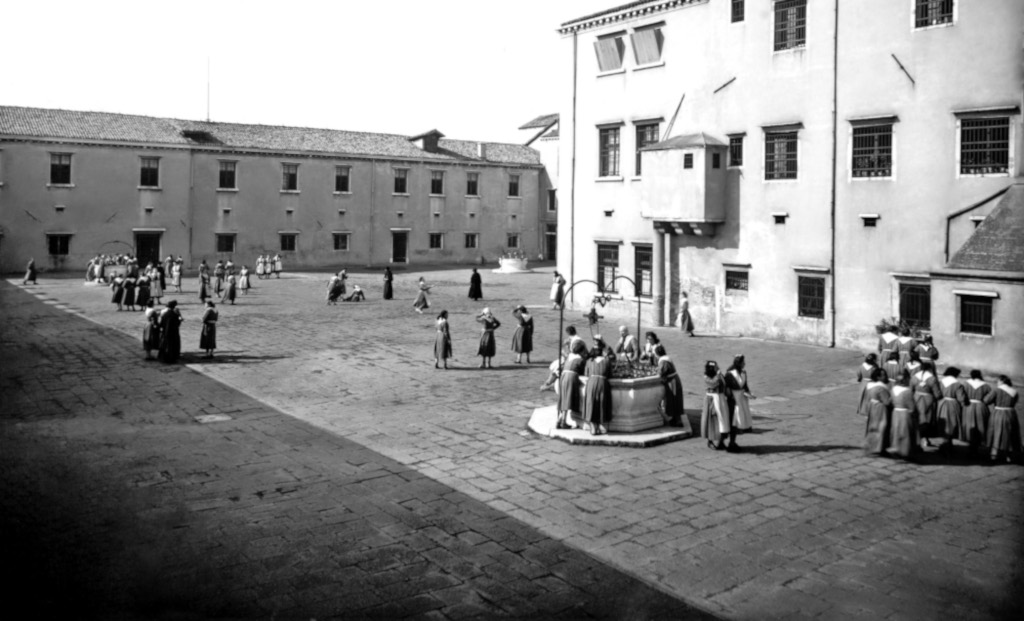 PENAL INSTITUTES FOR THOSE IN PRECARIOUS CONDITION, THE PENITENTS, IMPRISONED