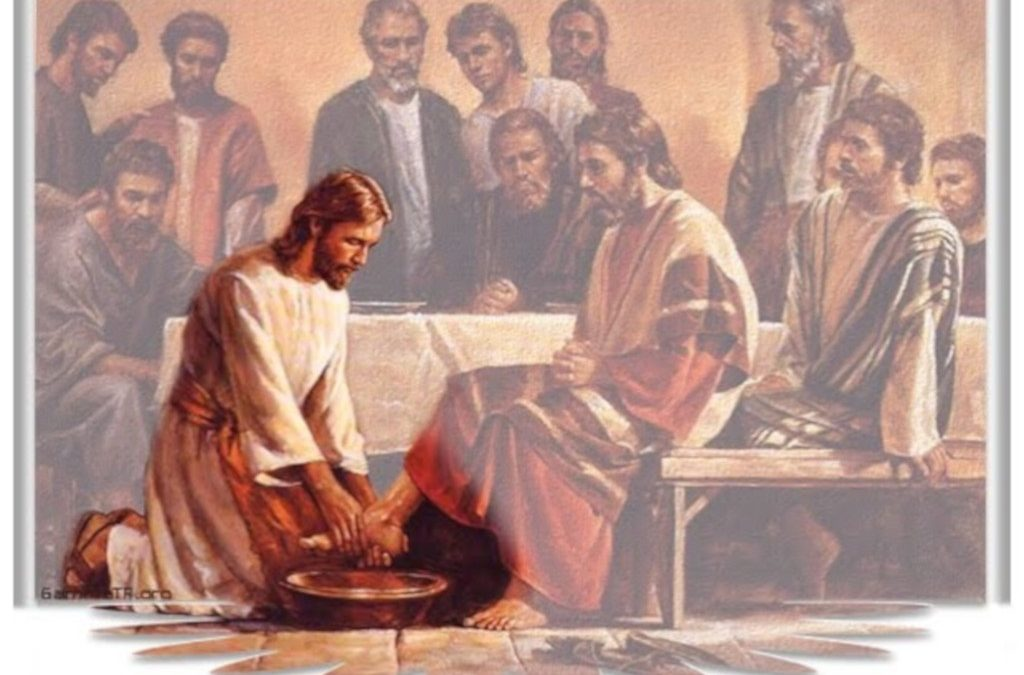 MAUNDY THURSDAY 2019 – PRAYER