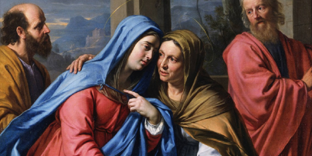 THE MYSTERY OF THE VISITATION