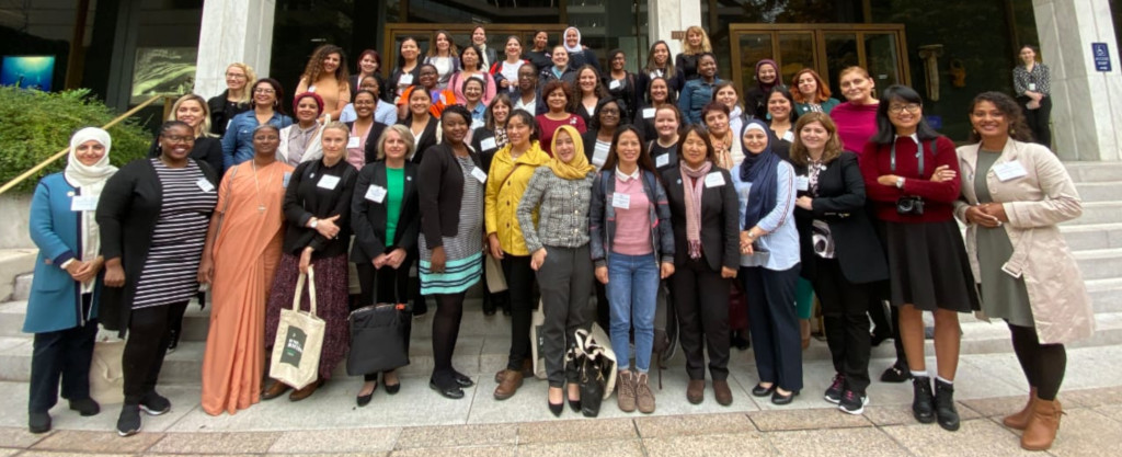 """#HiddenNoMore: Empowering Women Leaders in STEM"""