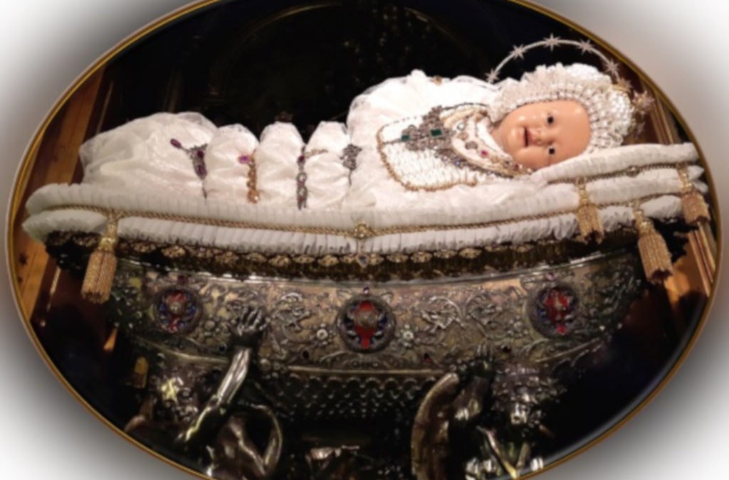 """Feast of the Nativity of Mary: """"Littleness in the hands of God"""""""